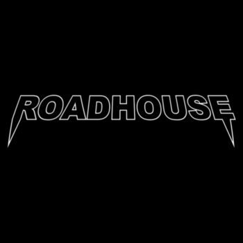 ROADHOUSE YEEZY - Women's Racerback Tank Top - Black Design