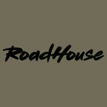 ROADHOUSE - Premium Short Sleeve T-Shirt - Military Green Design