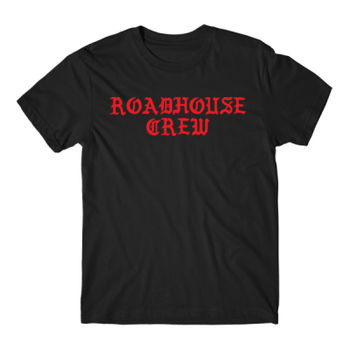 ROADHOUSE CREW - Premium Short Sleeve T-shirt - Black Thumbnail